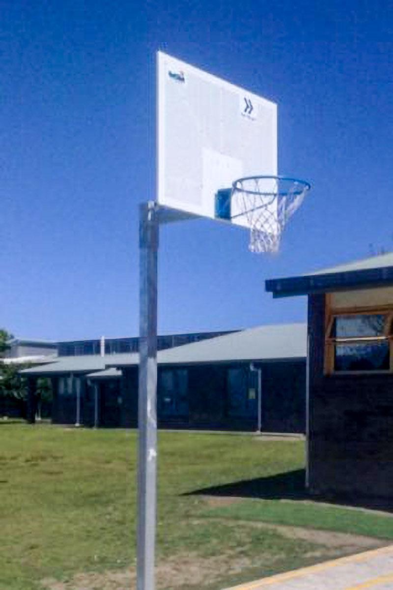 Fixed Basketball Hoops