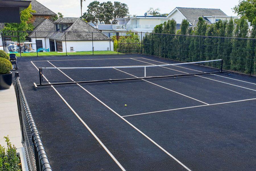 Mobile Tennis Nets