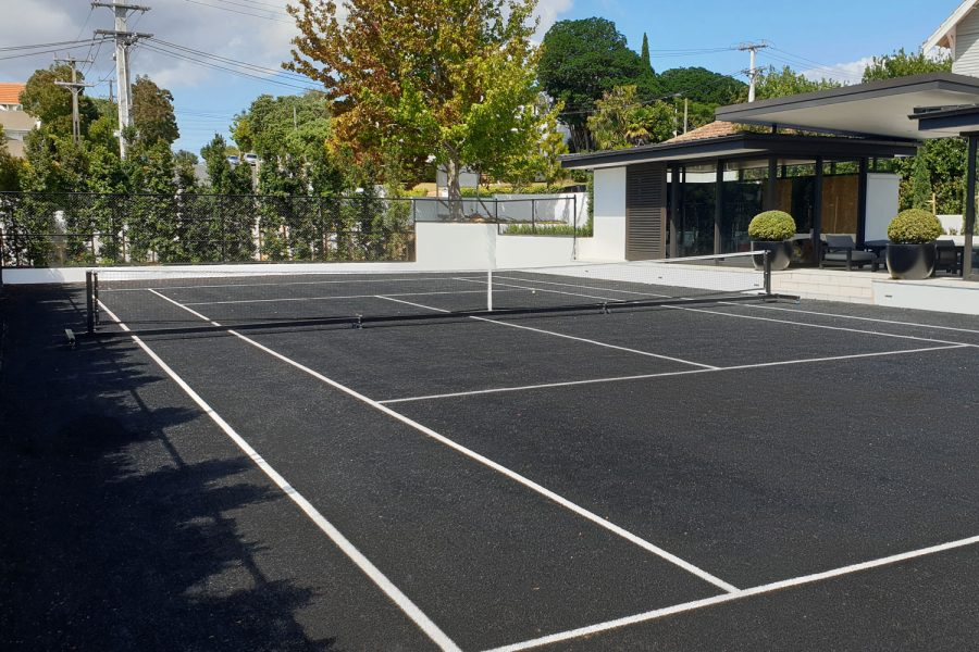Mobile Tennis Nets