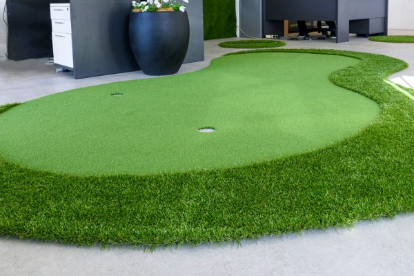 Commercial Office Turf