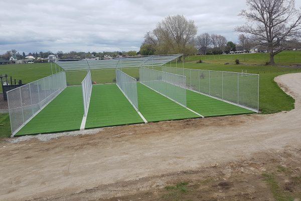 Cambridge High School Cricket Nets