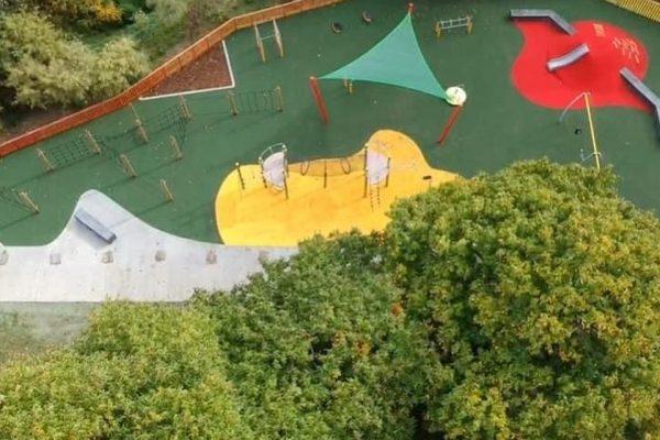 Hayes Paddock Playground