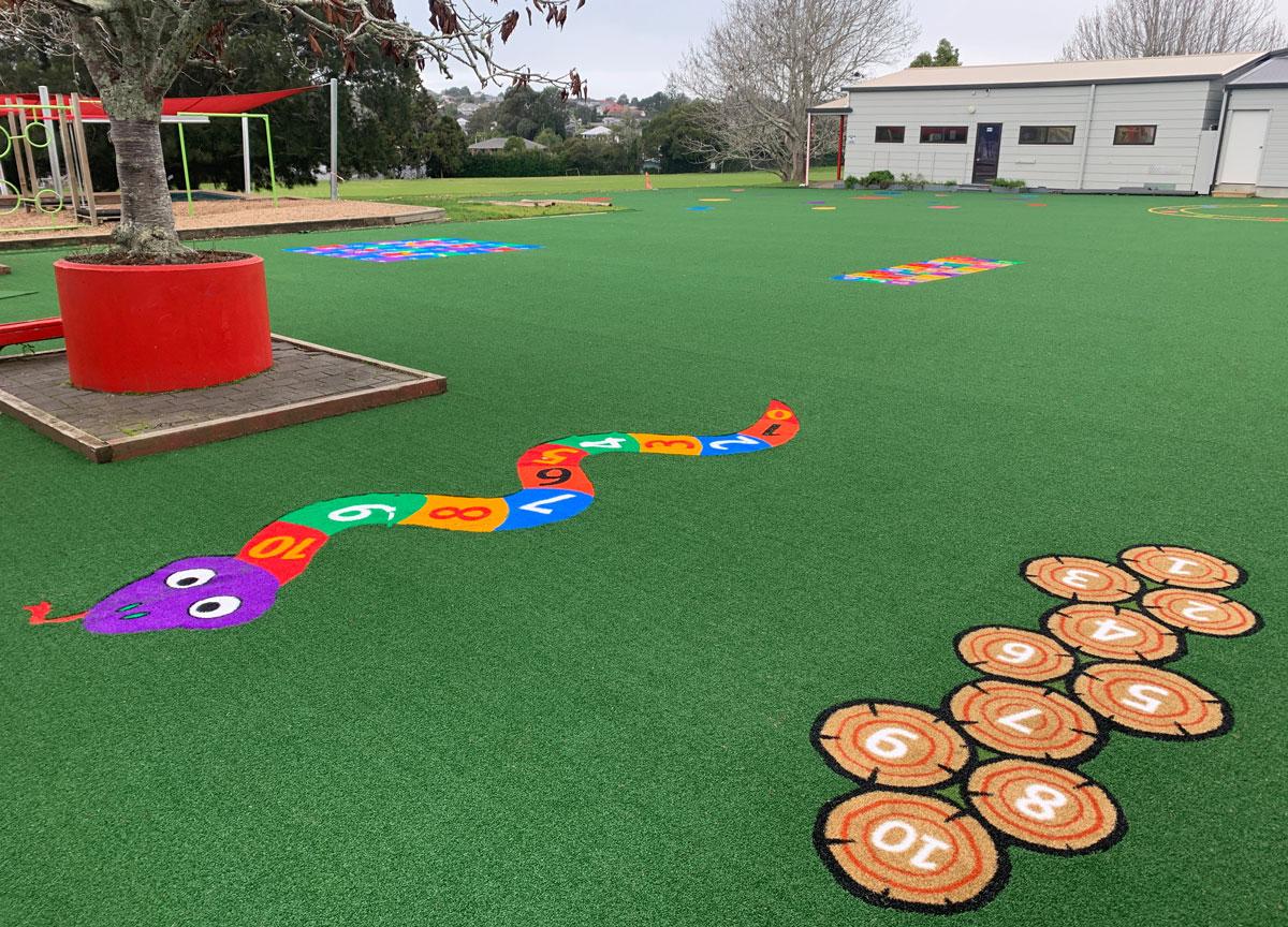 Signgrass Playground Turf Inserts